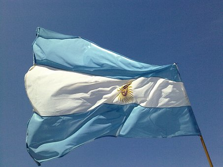 Argentina Flag, Argentina, Flag, Country, Nation