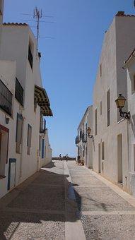 Tabarca, Landscapes, Tabarca Island, Beach, Sea