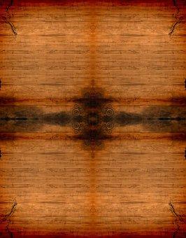 Wood, Texture, Fresno