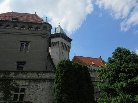 Smolenice, Castle, Slovakia