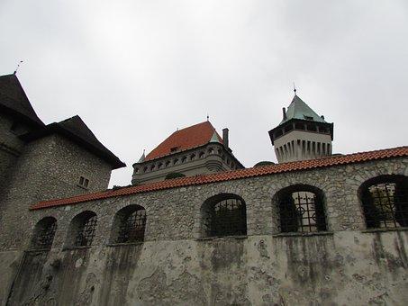 Smolenice, Castle, Slovakia, Tower
