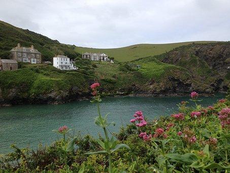 Holiday, Cornwall, Beach, Coastline, Retirement Area