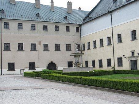 Slovakia, Castle, Cerveny Kamen