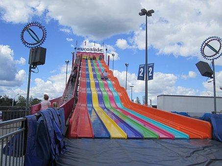 Amusement Park, Canada, Euroslide