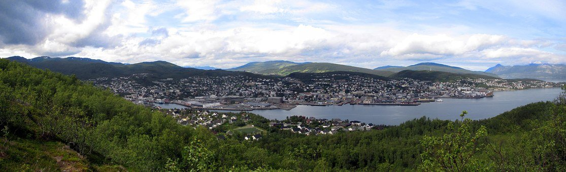 Harstad Norway, Landscape, Nature