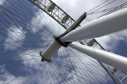 London Eye, Ferris Wheel, England