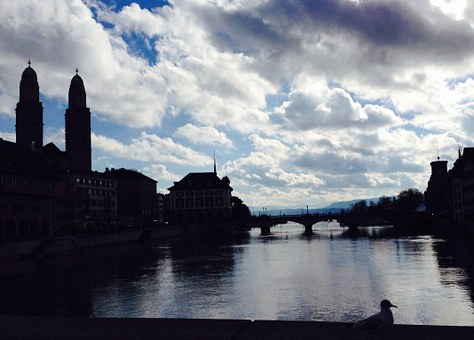 Zurich, Switzerland, River
