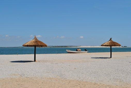 Beach, Mussulo, Beira Mar