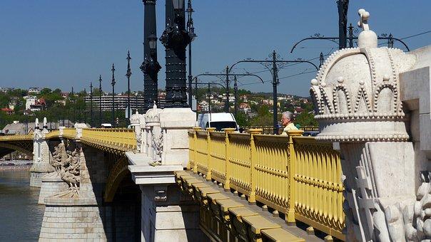 Margithíd, Budapest, Danube