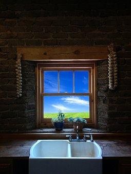 Window, Hope, Home, Looking, Morning, Sunlight, Summer