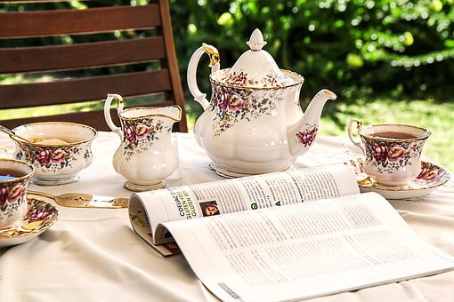 Tea, Tea Time, Teapot, Cup, Drink, Beverage, Afternoon