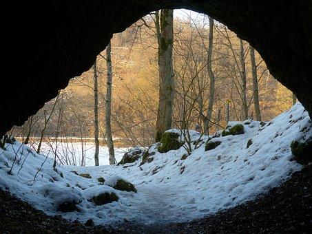 Cave, Cave Entrance, Caves Portal, Bear's Den