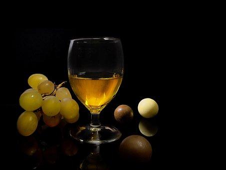 Grape, Chocolate, Liqueur, Pousse Cafe, Digestive