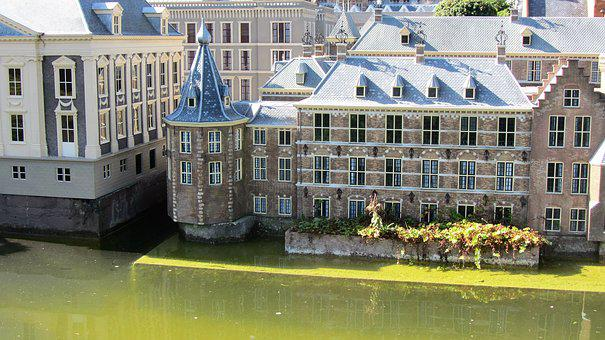 The Turret, Den-haag, Government Building