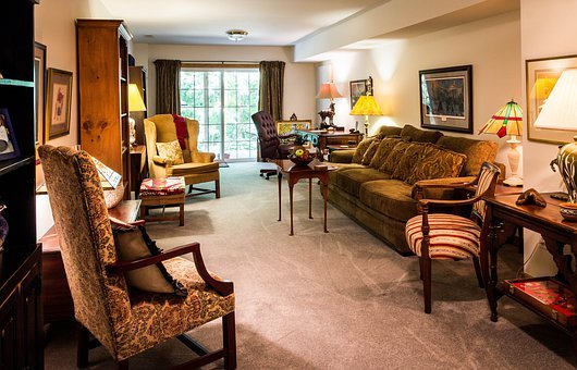 Family Room, Living Room, Walk Out Basement, Den