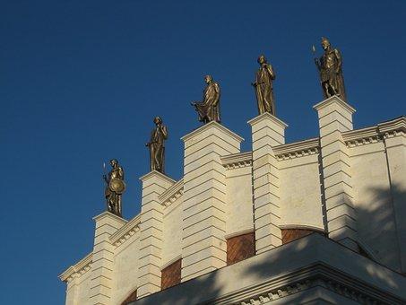 Kutaisi, Georgia, Ca, Caucasus, Travel, Church