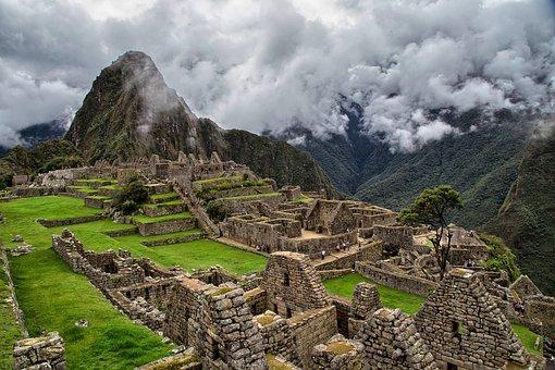 Machupicchu, Peru I, Ncas, Alberto Benini-doit Travels