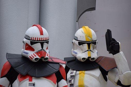 Star Wars, Clones, Masks, Jedi, Morals