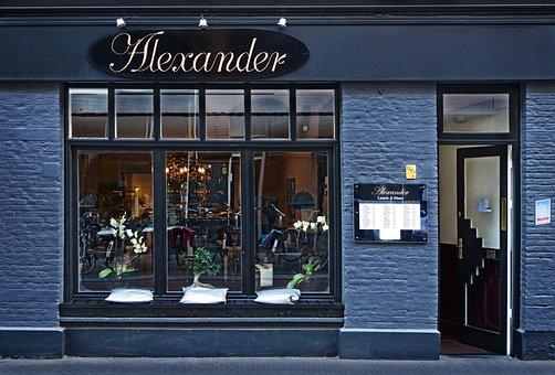Restaurant, Alexander, Den Haag, The Hague, Netherlands