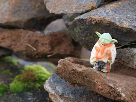 Yoda, Star Wars, The Force, Toy