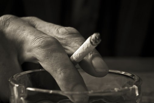 Hand, Smoke, Cigarette, Lifestyle, Man, Addiction