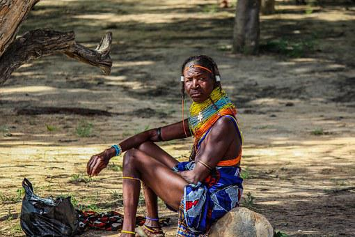 Woman, African, Africa, Culture, Poverty, Black, Female