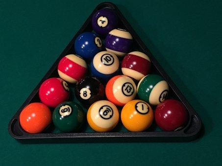 Billard, Pool, Balls, Competition, Hobby, Entertainment
