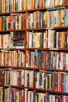 Books, Bookshelf, Read, Book, Collection, Arrangement