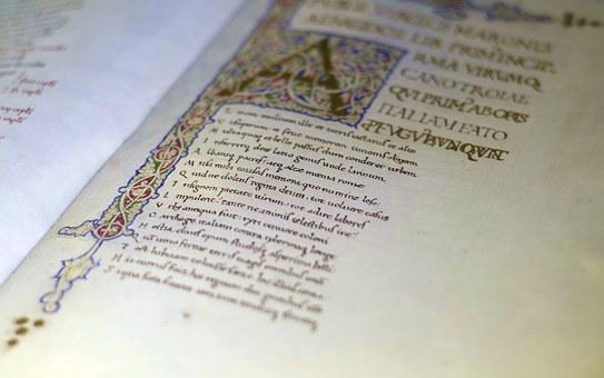 Calligraphy, Starodruk, Manuscript, The Manuscript