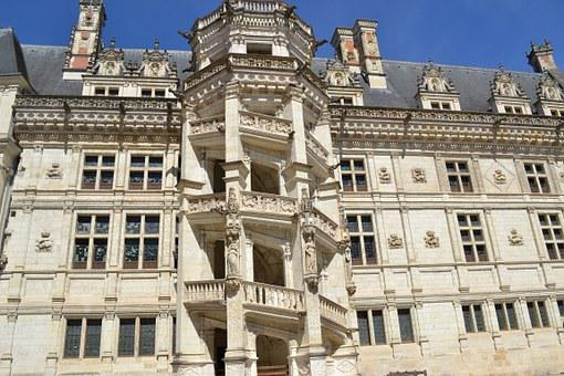 Château De Blois, Castle Of François I, Blois, Castle