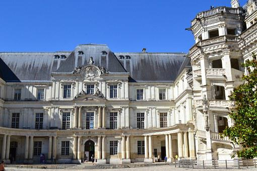 Château De Blois, Château Of Gaston Of Orléans, Blois