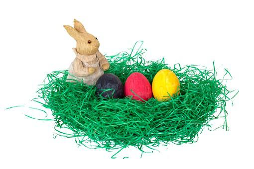 Easter, Hare, Germany, Color, Easter Bunny, Figure, Egg