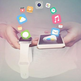Apple, Iphone, Iwatch, Apps, Mobile, Communication