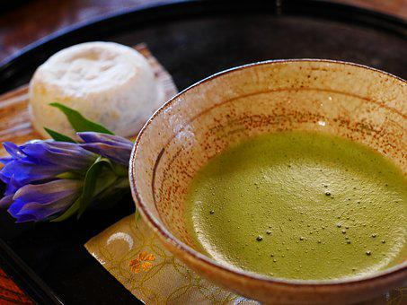 Japan, Japanese Style, Japanese Food, Matcha Green Tea
