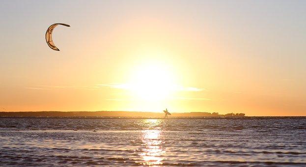 Kite, Kiteboard, Kiteboarding, Kite Surfing, Surf