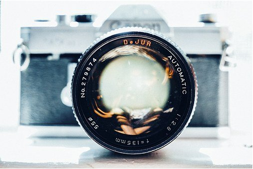Camera, Abstract, Lens, Photography, Design, Symbol