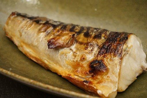 Mackerel, Sabah, Baked Mackerel, Salted Mackerel