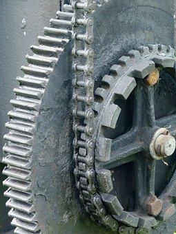 Transmission, Gears, Mechanical Drive, Drive, Mechanics
