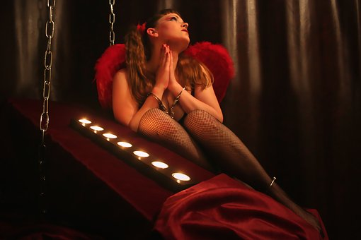 Worship, Pray, Spirituality, Girl, Passion, Bondage