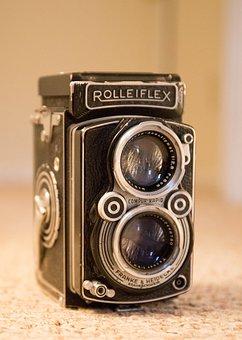 Camera, Vintage, Photography, Photograph, Photo, Retro