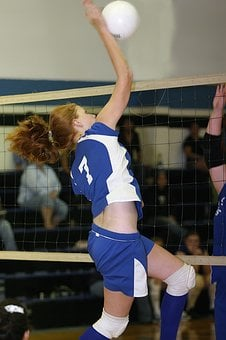 Volleyball, Player, Game, Competition, Athlete, Ball