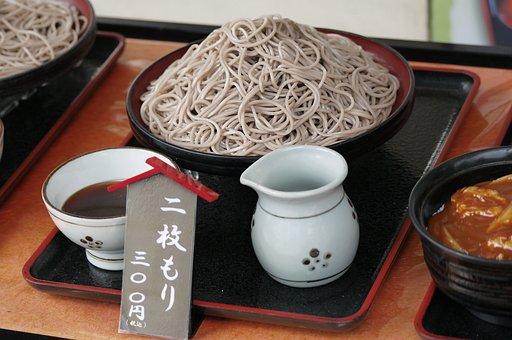 Japanese, Food, Noodles, Restaurant, Cuisine, Japan