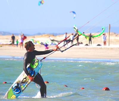 Kiting, Water Sports, Man, Wind, Sport, Kite Surf, Sky
