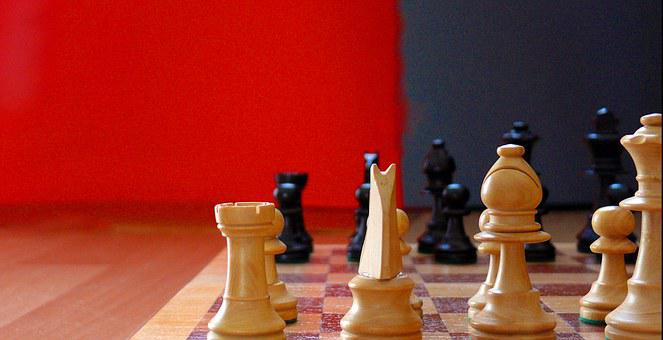Win, Hobby, Wood, Wooden Figures, Chess, Chess Pieces