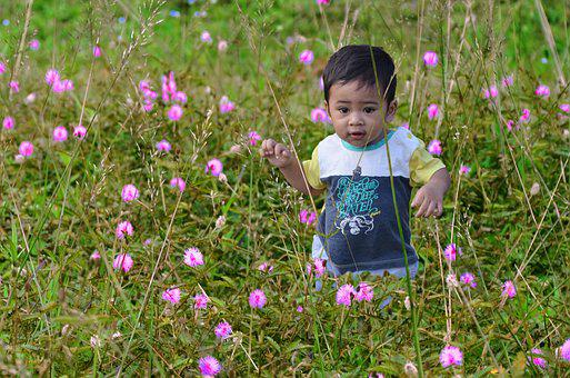 Child, Asian, Cute, Young, Happy, Kid, Children