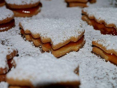 Christmas, Bake, Cookies, Cookie, Christmas Cookies