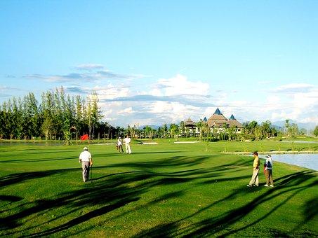 Golf, Gasaan Lagacy, Lumphun