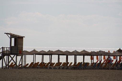 Greek, Beach, Day Felkelte