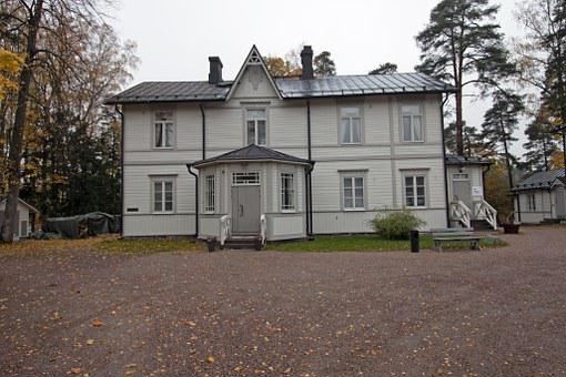 Old House, Finland, Onnela