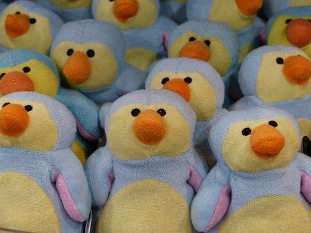 Penguins, Soft Toys, Plush Toys, Stuffed Animals, Soft